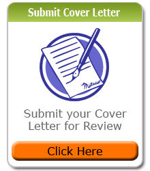 Submit your Cover Letter for Review