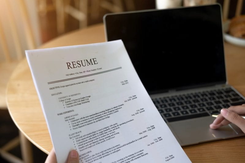 5 Strategies for Better Résumé Preparation