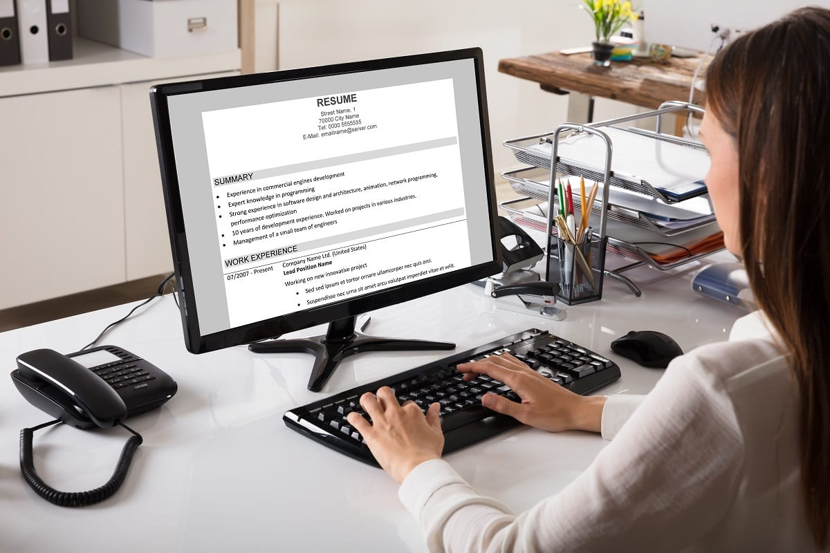 Resume service in Orlando, FL